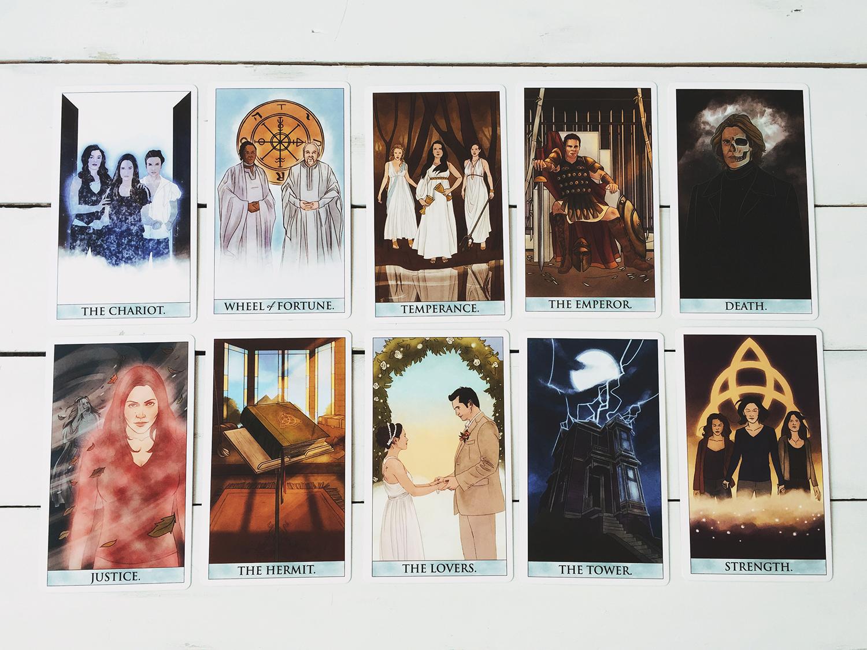 Prescott Manor (A Charmed Majors-Only Tarot Deck) – ILLUMINATE HOPE